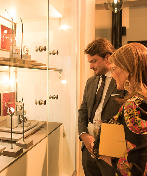 Cartier's First Exceptional Watches Event in Sri Lanka