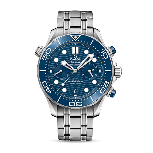 Diver 300M chronograph from Chatham Luxury Watches Sri Lanka