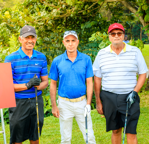 Omega Trophy at the Royal Colombo Golf Club